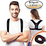 Best Remedy Back Brace For Women - STR Remedies' Posture Corrector- Upper Back Brace Review