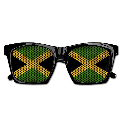 Costumes Kids Calgary (Xing Stars Colorful Summer Unisex Retro Jamaica Grunge Country Flag Fashion Party Costume)