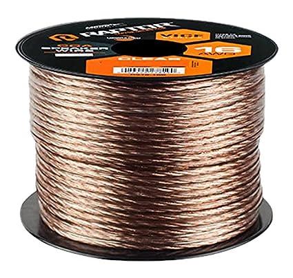 Amazon Com Raptor Rsw16 50 Vice Series Speaker Wire Car