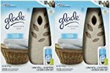 Glade Automatic Spray Starter Kit - Clean Linen - 6.2 oz - 2 pk
