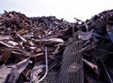 Vintography 24 x 36 Giclee Print ofÊRubble Removed from Ground Zero site of The Attack on The World Trade Center Twin Towers in New York City r26 [Between 2001 and 2006] by Highsmith, Carol M,