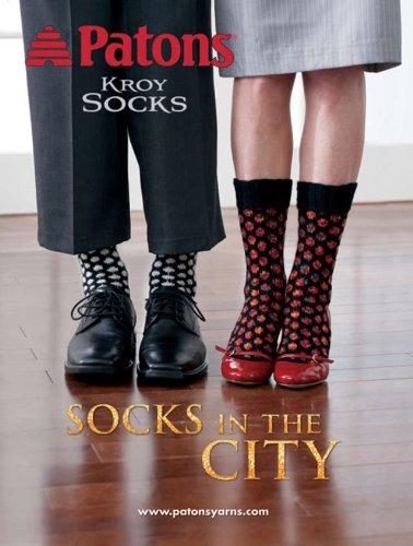 Spinrite Patons, Socks in The City-Kroy