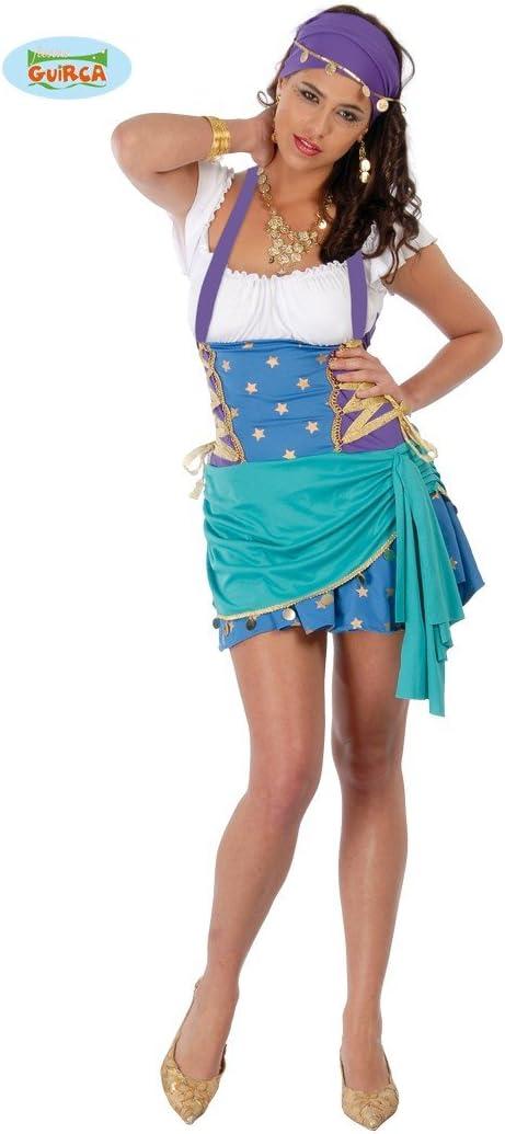 Disfraz de pitonisa (talla 38-40): Amazon.es: Juguetes y juegos