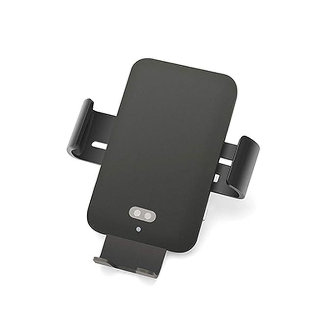 Qi C12 - Cargador inalámbrico para Coche para Samsung S8 S9 Plus ...