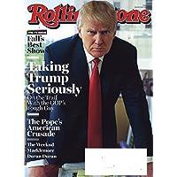 2-Yr Rolling Stone Magazine