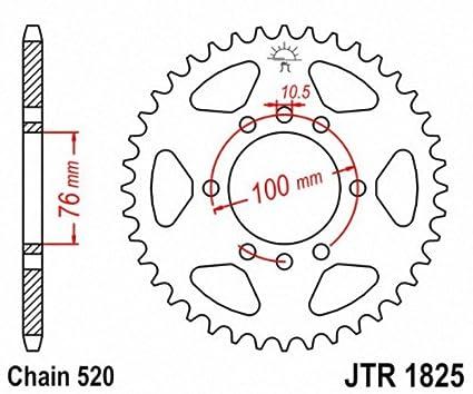 JT Sprockets JTR1825.42 42T Steel Rear Sprocket