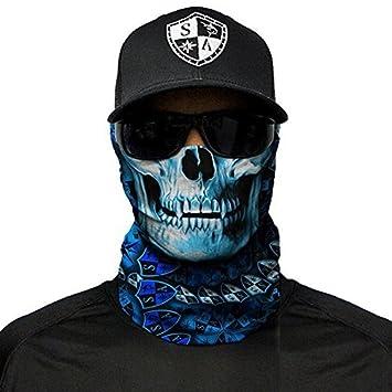 SA Company Face Shield Pasamontañas * * Varios Designs * * Multi unkti ONS Bandana Máscara