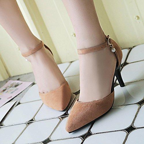JUWOJIA JUWOJIA JUWOJIA Haute Qualité D'été Chaussures Boucle De Ceinture Ornée De 958b4a