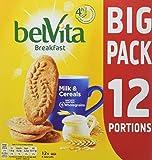 Belvita Cereals and Milk Breakfast Biscuits, 540 g, Pack of 5