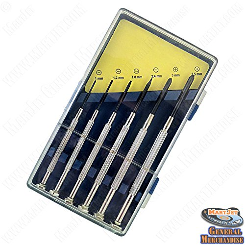Metal Precision Screwdriver Philips Slotted