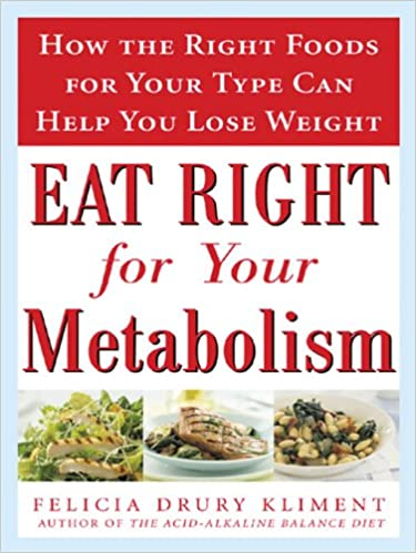 eat right for your type book review