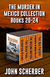 THE MURDER IN MEXICO MYSTERIES Books 20 Through 24