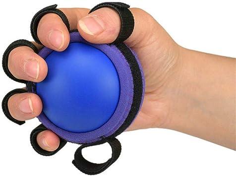 Pelota de silicona para ejercicios manuales, pelota estresante ...