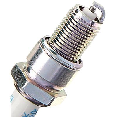 NGK (7131) BPR6ES SOLID Standard Spark Plug, Pack of 1: Automotive