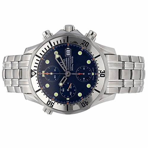 Omega Seamaster automatic-self-wind mens Watch 2598.80 (Certified (Omega Watch)