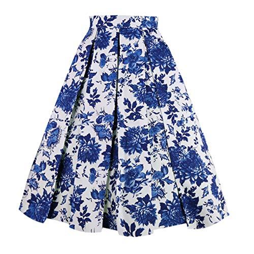 Dresstore Vintage Pleated Skirt ...
