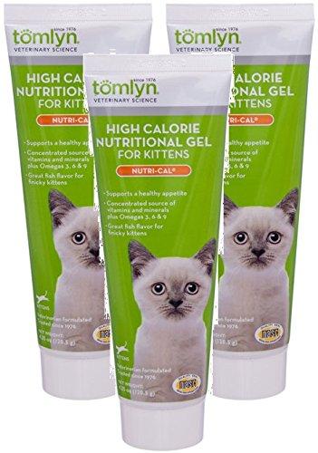 Amazon.com: Gatito nutri-cal, 4.25-ounce (Pack de 3): Mascotas