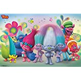 """Amazon Price History for:Trends International Trolls Group Wall Poster 22.375"""" x 34"""""""