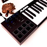 Alesis V25 | 25-Key USB MIDI Keyboard & Drum Pad