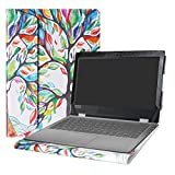 Alapmk Protective Case Cover for 11.6' Lenovo Flex 6 11 6-11IGM & Flex 4 11 4-1130 Series Laptop(Warning:Not fit Flex 3 11/Flex 11 CHROMEBOOK/Flex 6 14/Flex 5/Flex 4 14),Love Tree