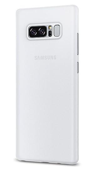 newest 2350f 3c67a Spigen Air Skin Designed for Samsung Galaxy Note 8 Case (2017) - Soft Clear