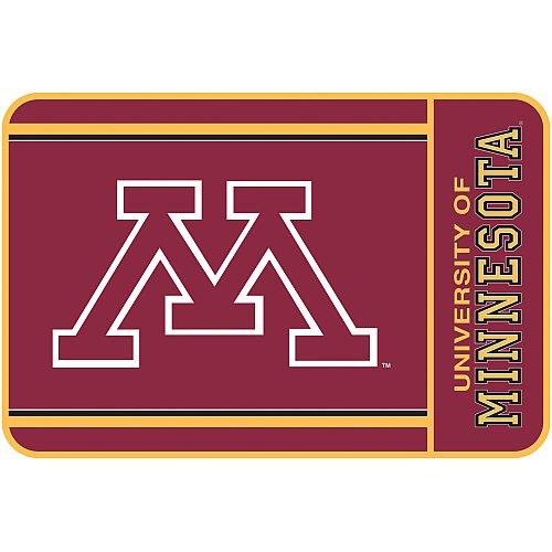 WinCraft NCAA 8719441 University of Minnesota Mat, Small/20