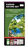 Kansas Nature Set: Field Guides to Wildlife, Birds, Trees & Wildflowers of Kansas (Pocket Naturalist Guide)