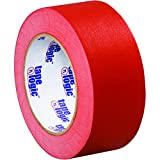 BOX USA BT93700312PKR Tape Logic Masking Tape, 2'' x 60 yd., Red (Pack of 12)