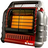 Mr. Heater F274865 MH18B Big Buddy Portable Heater Massachusetts And Canada Version 4,000-18,000 BTU