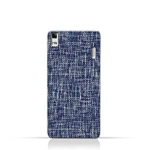 AMC Design Lenovo A7000 TPU Silicone Case with Brushed Chambray Pattern