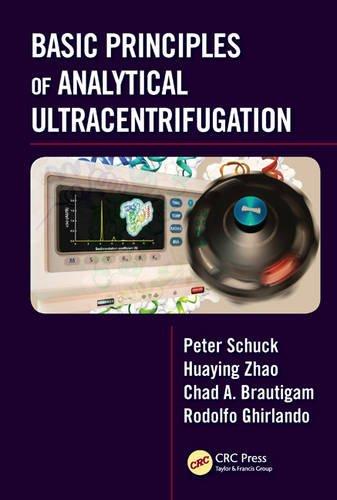 Analytical Instruments - Basic Principles of Analytical Ultracentrifugation