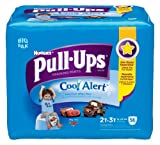 Health & Personal Care : Huggies Pull-Ups Training Pants with Cool Alert, Boys, 2T-3T, 58 Count