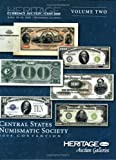 HCAA Currency CSNS Rosemont Auction Catalog #3500, Volume 2, , 159967243X