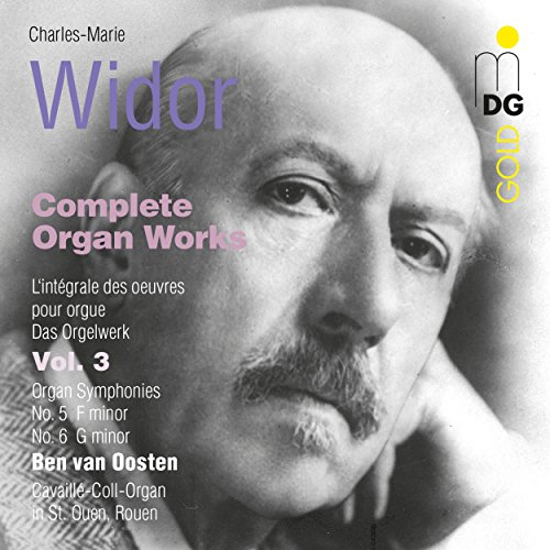 Widor: Complete Organ Works Vol. 3 (Widor Organ)