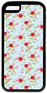 Floral Pattern Theme Iphone 5c Case