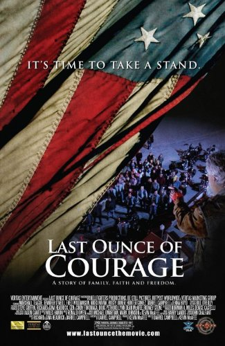 LAST OUNCE OF COURAGE - Movie Poster - Double-Sided - 27x40 - Original