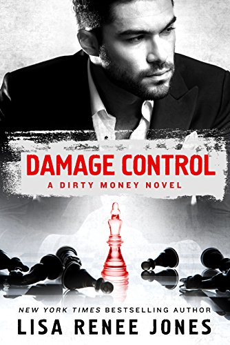 Damage Control: A Dirty Money Novel by [Jones, Lisa Renee]