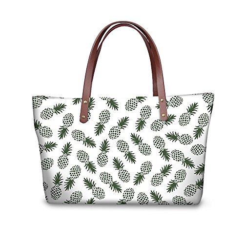 Handbags Vintage Handle Satchel Women Tote FancyPrint Top W8ccc1747al Bages aF0ww