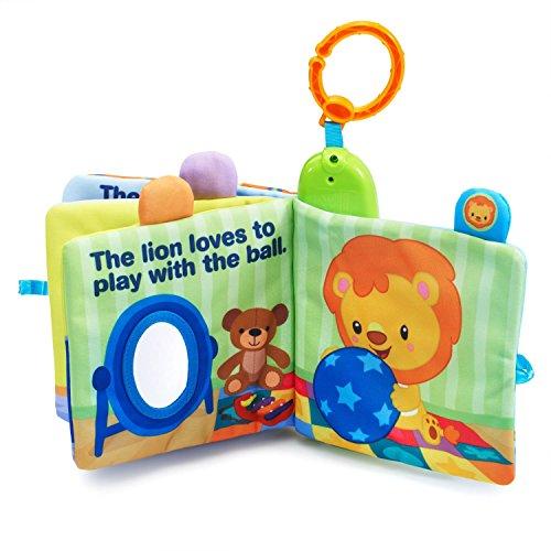 511mnPCoYpL - VTech Peek & Play Baby Book Toy