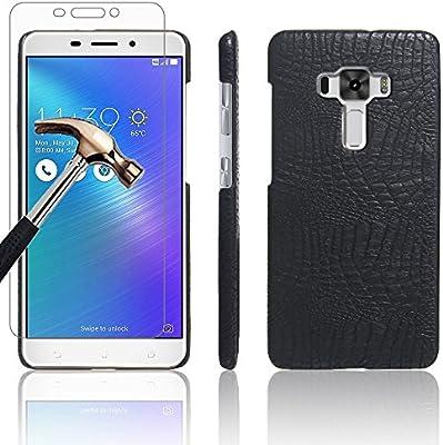 Amazon.com: ASUS Zenfone 3 Laser Funda y protector de ...