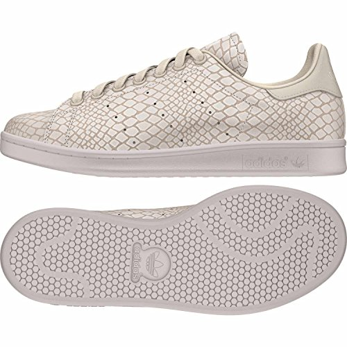 Stan Scarpe W Smith Donna Beige White adidas Low Top xPnRt