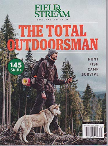 (FIELD STREAM SPECIAL EDITION MAGAZINE, NOVEMBER 2018, THE TOTAL OUTDOORSMAN)