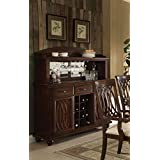 Acme Furniture 60749 Farrel Server, Walnut