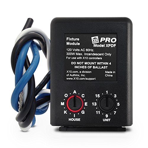 X10 Pro Dimmer Switch - 5