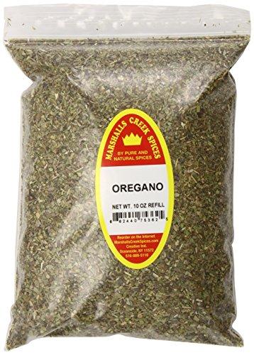 Marshall's Creek Spices X-Large Refill Oregano, 10 Ounce by Marshall's Creek Spices