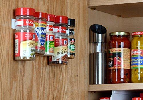 SpiceStor Organizer Rack 20 Cabinet Door Spice (Expansion Rack Cabinet)
