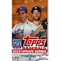 $74 » 2019 Topps Update MLB Baseball MASSIVE Factory SEALED HOBBY Box with 288 Cards,…