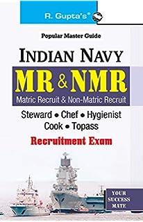 Buy Indian Navy: Steward, Chefs, Hygienists Recruitment Exam