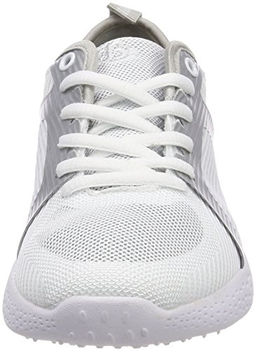 Low Weiss Bruetting White Sneakers Top Weiss Highclass Unisex Adults' White 8qCqwa