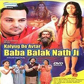 Amazon com: Kalyug Ke Avtar Baba Balak Nath Ji [Dvd